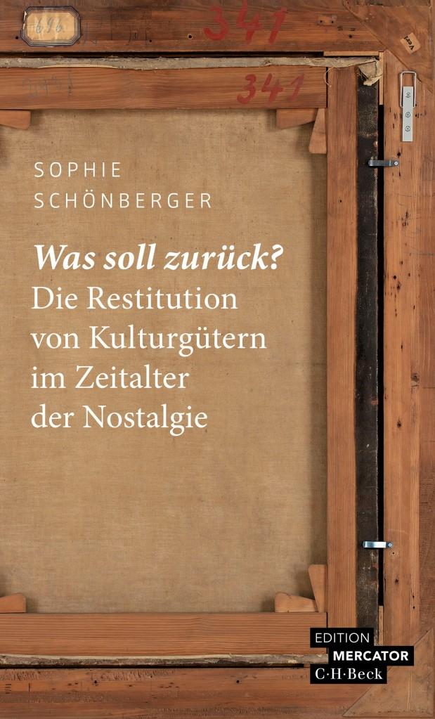 Buchcover Rezension Schönberger